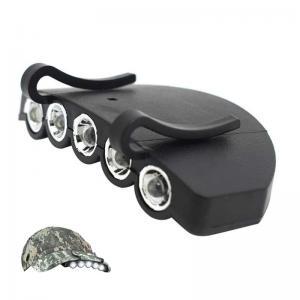 Hands-free 5 LED Cap Light