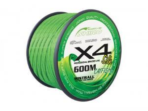 Line Mistrall Shiro Catfish Silk X4 0.80 mm 600 m Braided Line