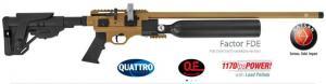 Air rifle PCP Hatsan Factor FDE 5.5 mm