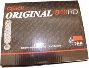Fishing reel DAM Quick Original 840 RD