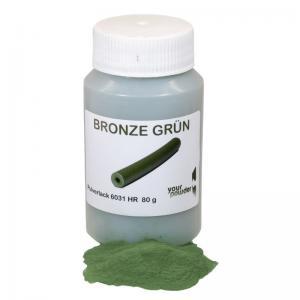 Paint bronze green matt for pilkers jig heads 80 gr.