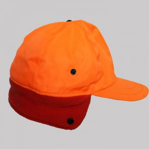 Hat winter orange N58
