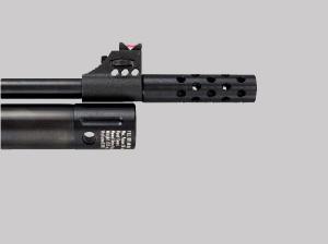 Air Gun accessory Hatsan Extended Muzzle Break 5.5 mm