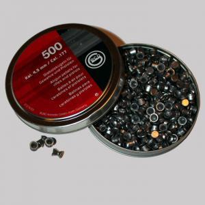 Air gun pellets GECO Diabolo 4.5 500 pcs