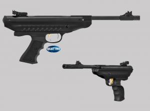 Air pistol Hatsan Mod 25 supercharger 4.5 mm