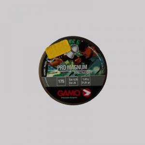 Air gun pellets GAMO pro magnum 6.35 mm 175 pcs