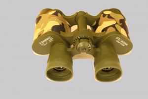 Binocular Baigish 8x30 camo