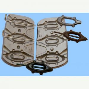 Cast for lead Beetle for 30-50-90 grams N0132