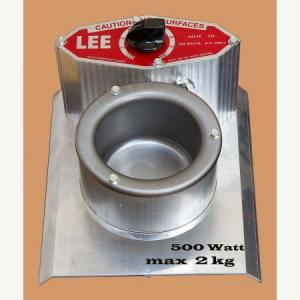 Cast for lead Device for melting of lead 2 kg