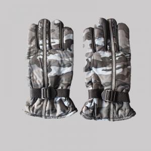 Gloves warm kamo 5 fingers