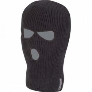 Jack Pyke Thatchreed mask JP3 hole balaclava black