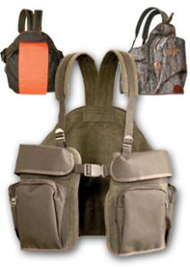 Leather accessory VEST PACK ARGO camo