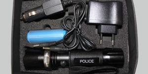 Multifunction dimming flashlight N191