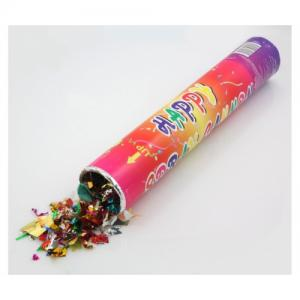 Party accessory Confetti 80 sm with metalic shiny paper EO 5380