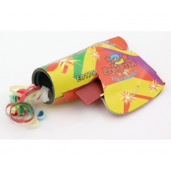 Party accessory EO1707 Confetti-pistol 4 pcs pack