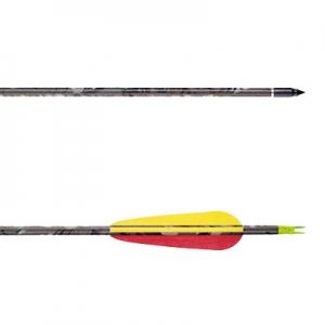 arrow for bow aluminum 75 sm camo