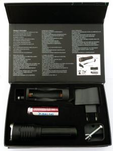 Flashlight for rifle BL-Q911