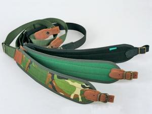 Gun belt textyle with addition