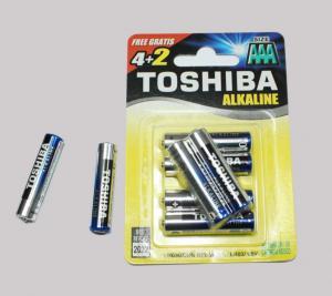 Optic device Battery Alkaline Toshiba AAA 1.5V LR03