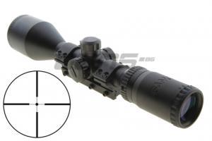 Rifle scope Gamo GE 3-9x50 RGB Reticle