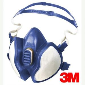 Cast for lead Respiratory protection mask 3M 4277