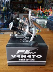 Fishing reel FL Veneto Match XF 2000