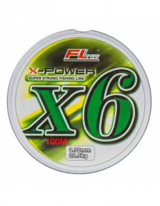 Line FL X-Power X6 0.26 mm