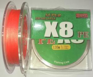 Line PENAX X8 orange 0.10 mm