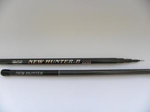Rod Fishing Pole Rod New Hunter B Globe 600