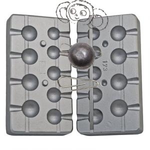 Tcheburashka molds