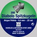 H&N Diabolo Spitzkugeln 5.5 mm 200