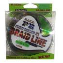 Line Kaida PE Braid Line 0.25 mm 100 m green