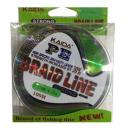 Kaida PE Braid Line 0.40 mm 100 m green